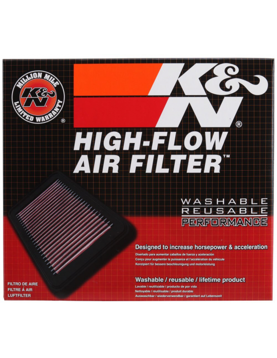 ref Ryco A1746 K/&N Panel Air Filter FOR HOLDEN ASTRA PJ 2.0L L4 F//I 33-2964